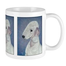 Bedlington (Blue) Mug