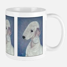Bedlington (Blue) Small Small Mug