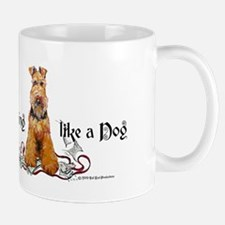 Working Airedale Terrier Mug