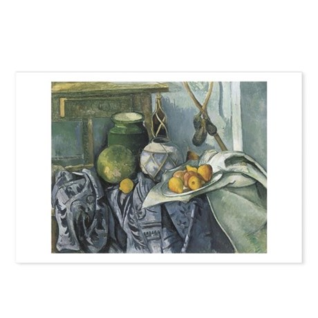 Cezanne Postcards (Package of 8)