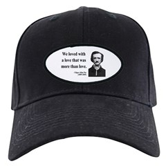 Edgar Allan Poe 9 Baseball Hat