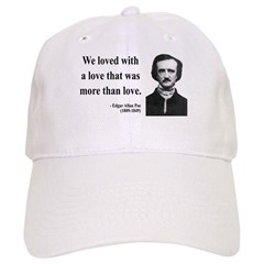 Edgar Allan Poe 9 Baseball Cap