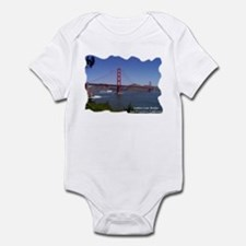 San Francisco Souvenir Infant Creeper