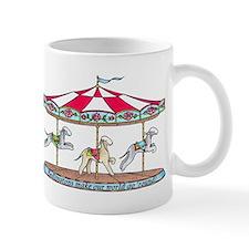 Bedlington Carousel Mug