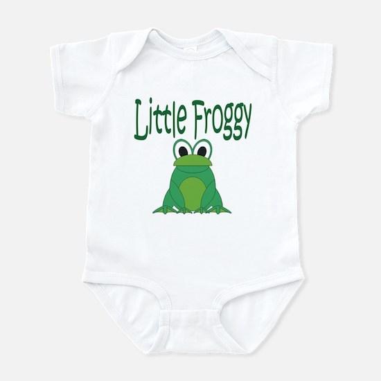 Little Froggy Infant Creeper