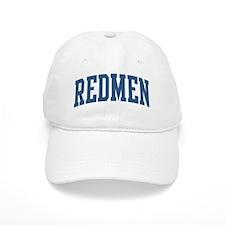 Redmen Collegiate Style Name Baseball Cap