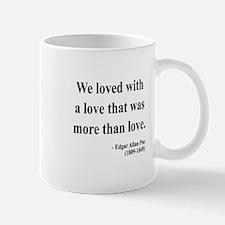 Edgar Allan Poe 9 Mug