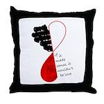 Love Sense Throw Pillow