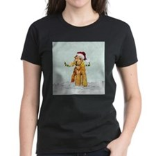 Winter Airedale Tee
