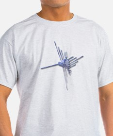 Nazca Hummingbird-glass T-Shirt
