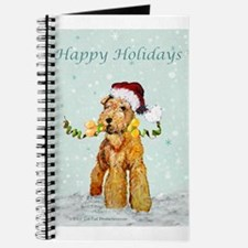 Winter Airedale Journal