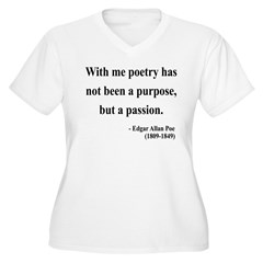 Edgar Allan Poe 10 T-Shirt