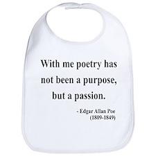 Edgar Allan Poe 10 Bib