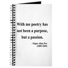 Edgar Allan Poe 10 Journal