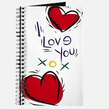 I LOVE YOU (4) Journal