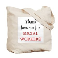 Thank Heaven SW BRT Tote Bag