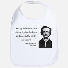 Edgar Allan Poe 12 Bib