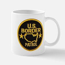 Border Patrol Mug