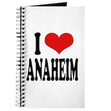 I Love Anaheim Journal