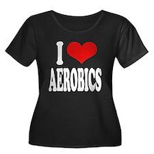 I Love Aerobics T