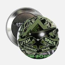 USCB Green Reptile Camo Button