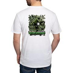 USCB Brown Reptile Camo Shirt