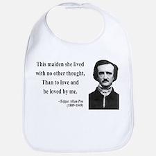 Edgar Allan Poe 13 Bib