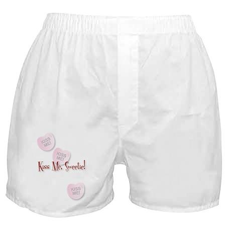 Kiss Me, Sweetie! Boxer Shorts