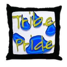 Jacob Black's Tribe Pride fro Throw Pillow