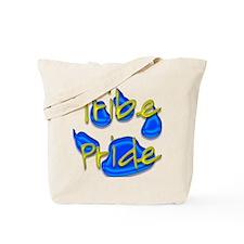 Jacob Black's Tribe Pride fro Tote Bag