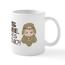 So Who Cares Jesus Mug