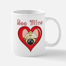 Valentine Bee Mine Mug