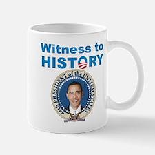President Obama first black president Mug