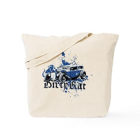 Dirty Rat Tote Bag