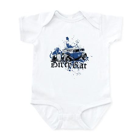 Dirty Rat Infant Bodysuit