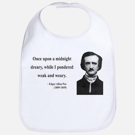 Edgar Allan Poe 14 Bib