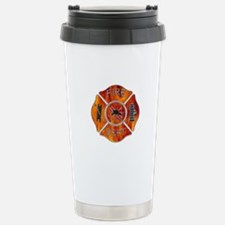 Fire Dept Travel Mug