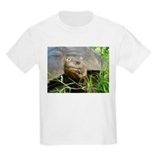 Galapagos Islands Turtle Kids T-Shirt