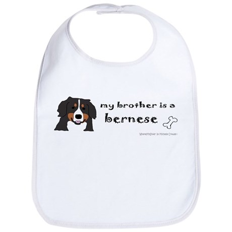 bernese mountain dog gifts Bib
