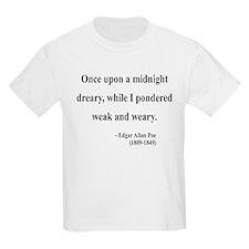 Edgar Allan Poe 14 T-Shirt