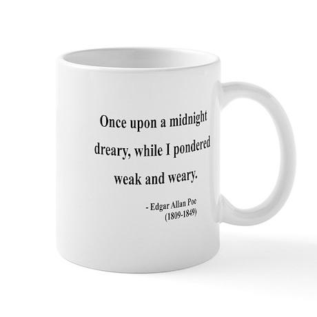 Edgar Allan Poe 14 Mug