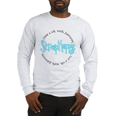 ScrapHappy - Long Sleeve T-Shirt