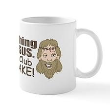 Can't Take Jesus Fan Club Mug