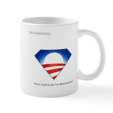 Obama superhero Mug