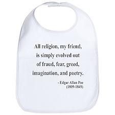Edgar Allan Poe 15 Bib