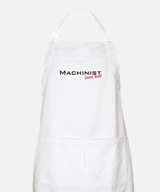 Bad Machinist BBQ Apron