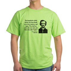 Edgar Allan Poe 16 T-Shirt