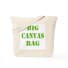 BIG CANVAS BAG Tote Bag Carryall