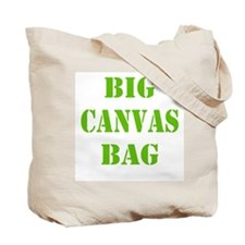 BIG CANVAS BAG Tote Bag Carryall