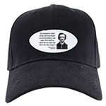 Edgar Allan Poe 16 Black Cap